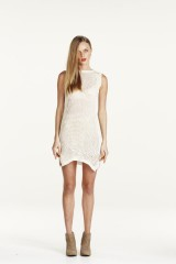 Crashing in the Wind - Knitted Mini Dress